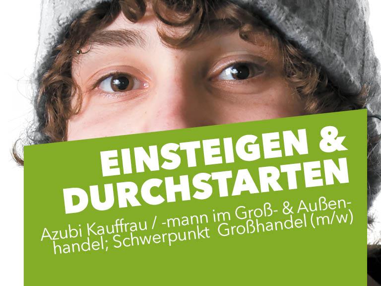 Azubi Kauffrau /-mann im Groß- und Außenhandel; Schwerpunkt Großhandel (m/w) in Garching gesucht!