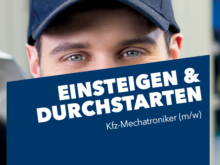 Kfz-Mechatroniker (m/w/d) in Kirchseeon