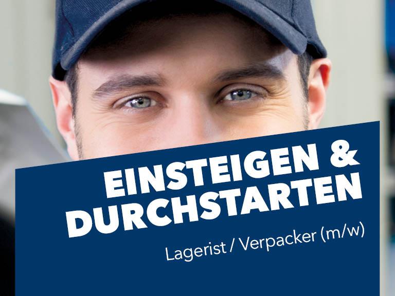 Lagerist / Verpacker (m/w) in Garching gesucht!