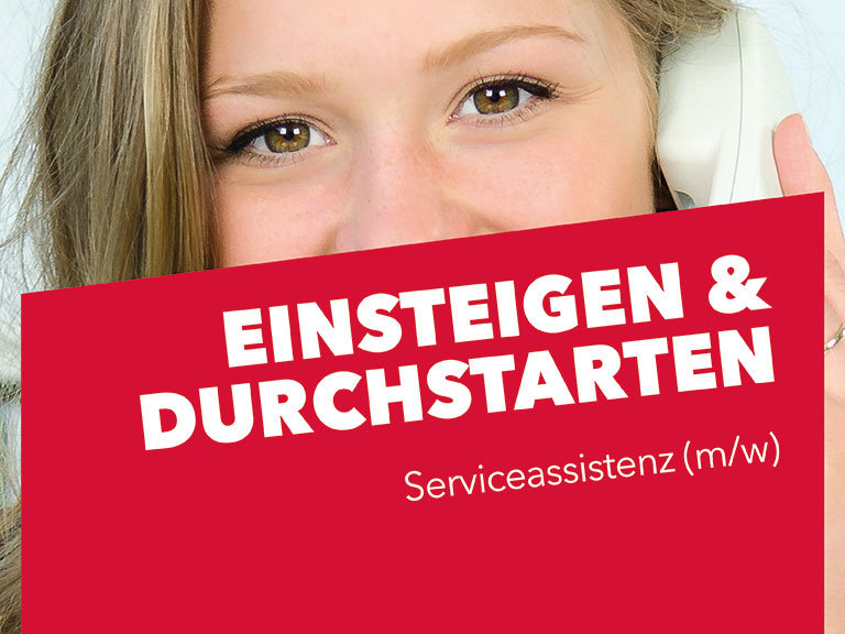 Serviceassistenz (m/w) in Kempten