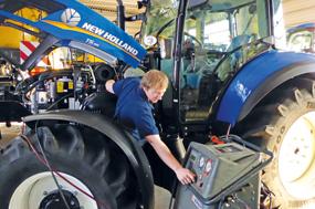 Ausbildungsplatz zum Land- und Baumaschinenmechatroniker (m/w/d) in Salching