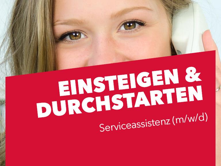 Serviceassistenz (m/w/d)