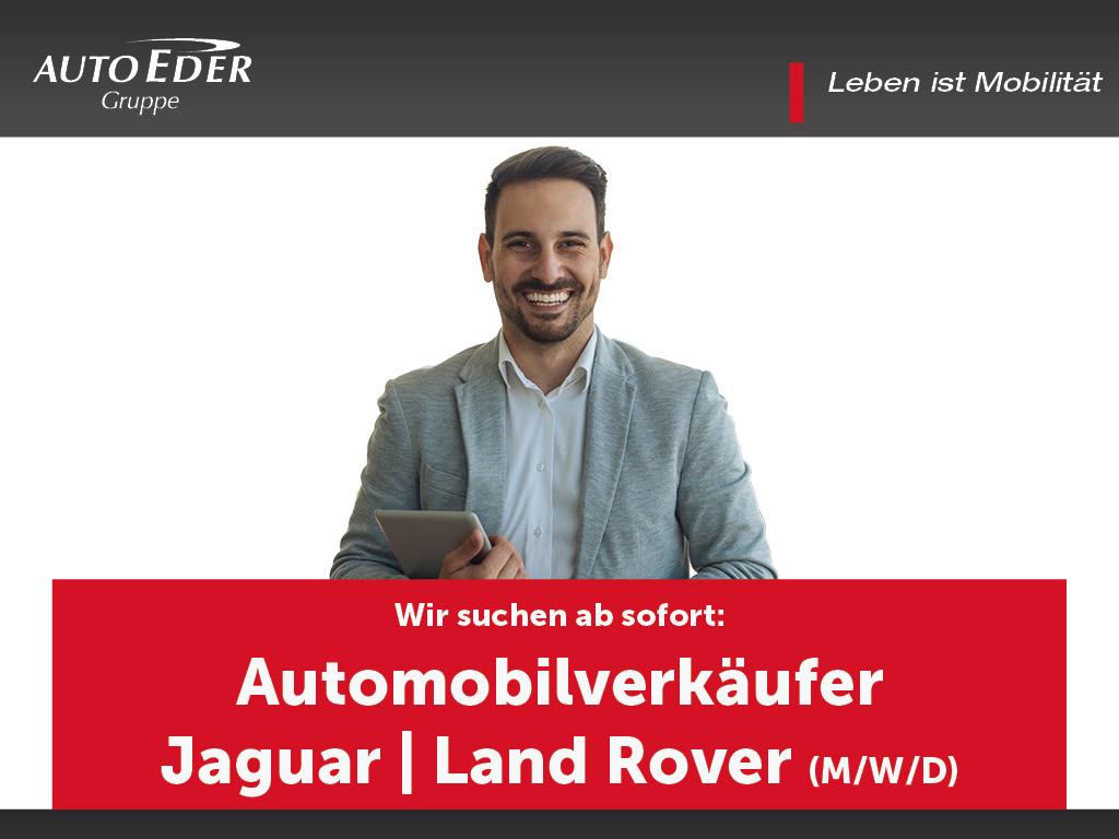 Automobilverkäufer Jaguar | Land Rover (m/w/d)