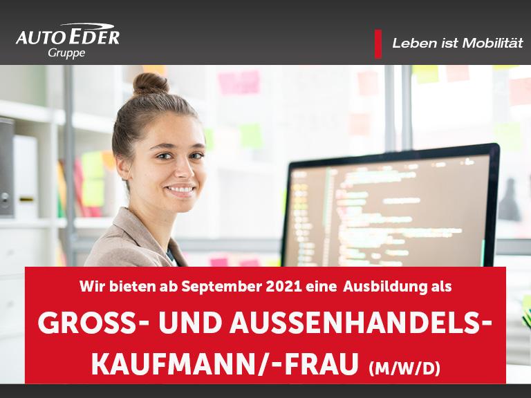 Gross- und Aussenhandelskaufmann / -frau (m/w/d) Ausbildungsstart 2020