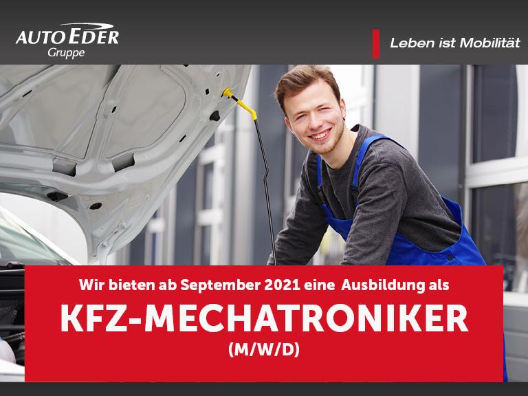 Kfz-Mechatroniker (m/w/d) Ausbildungsstart 2020