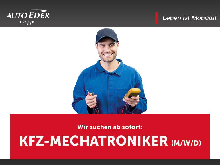 Kfz-Mechatroniker für Z.E.-Fahrzeuge (m/w/d)