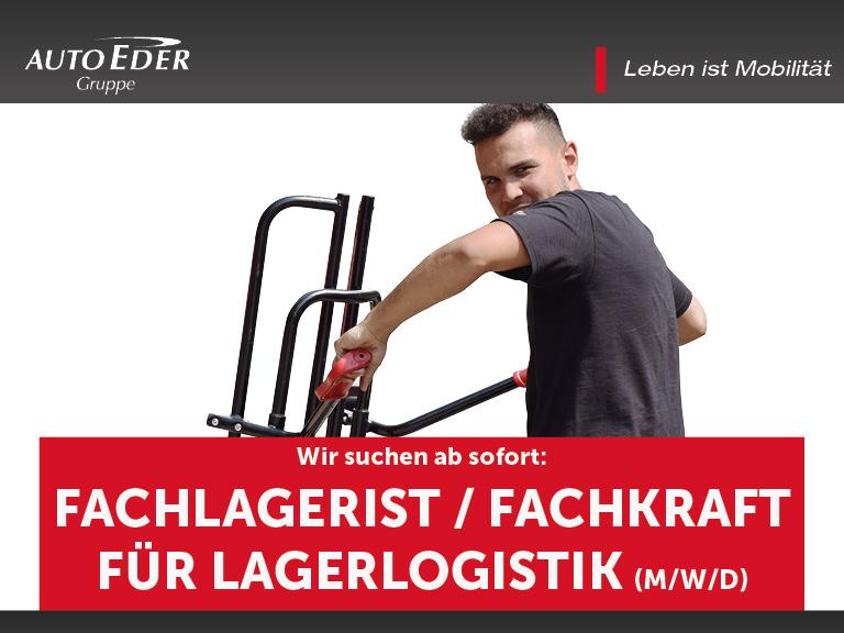 Fachkraft für Lagerlogistik (m/w/d)