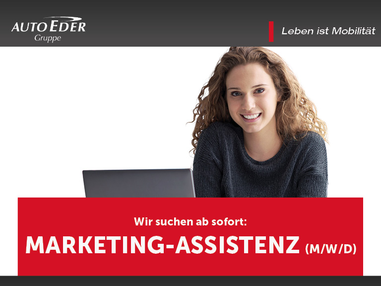 Marketing-Assistenz (m/w/d)