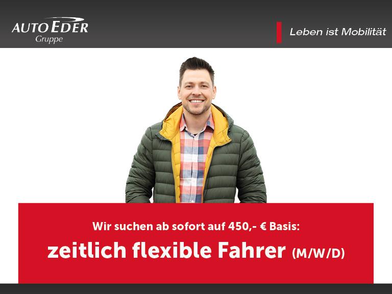 zeitlich flexible Fahrer (m/w/d)