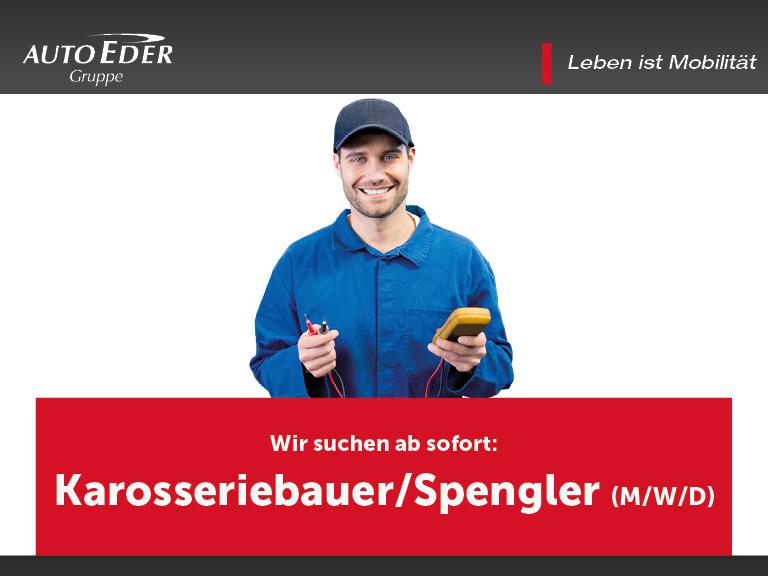 Karosseriebauer/Spengler (m/w/d)