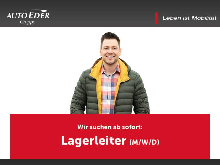 Lagerleiter (m/w/d)