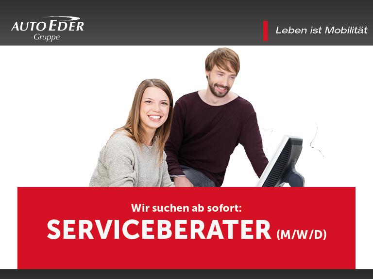 Serviceberater (m/w/d) mit Teamleiterfunktion