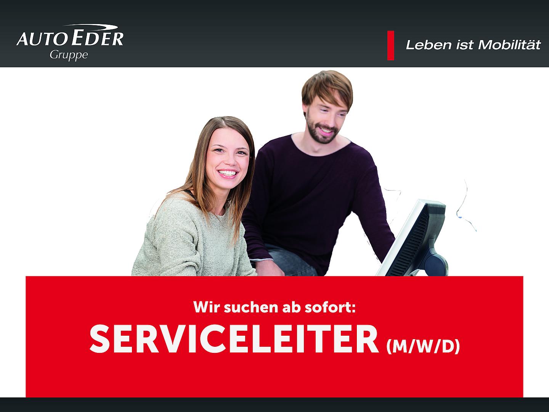 Serviceleiter (m/w/d)