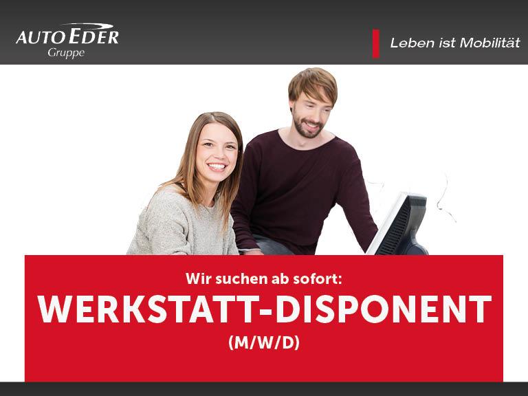 Werkstatt-Disponent (m/w/d)