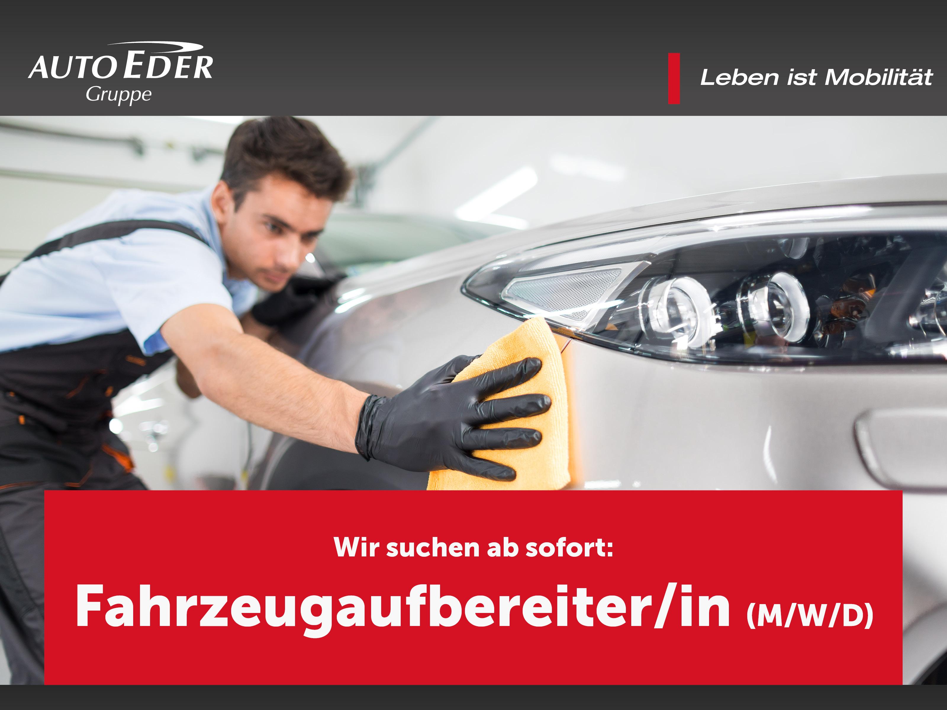 Fahrzeugaufbereiter (m/w/d)