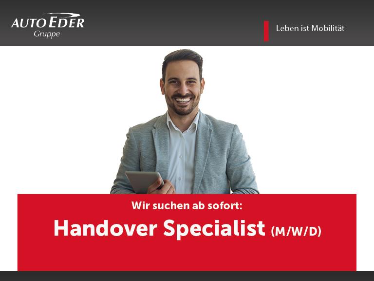 Handover Specialist (m/w/d)