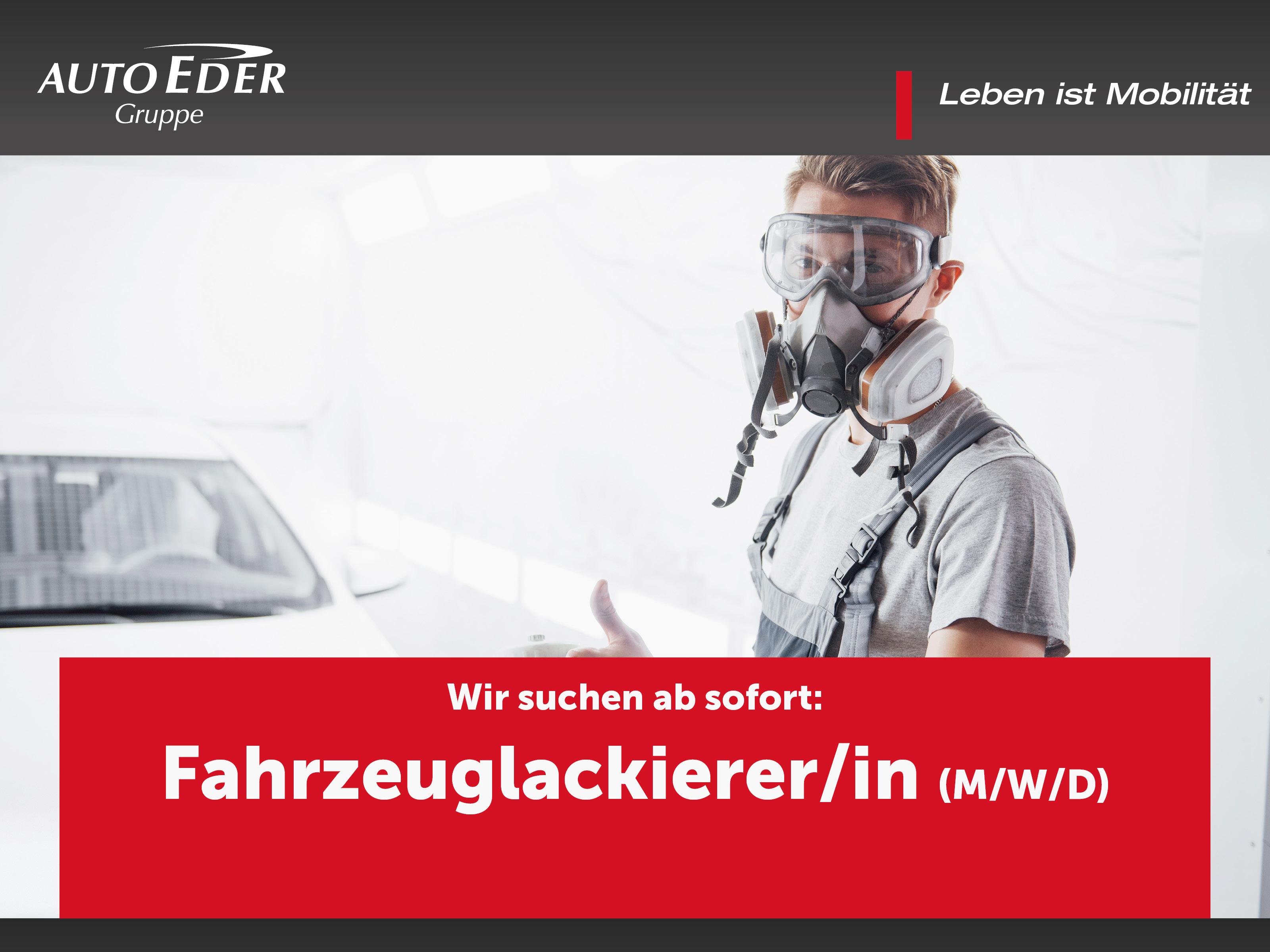 Lackierer/in | Fahrzeuglackierer/in (m/w/d)