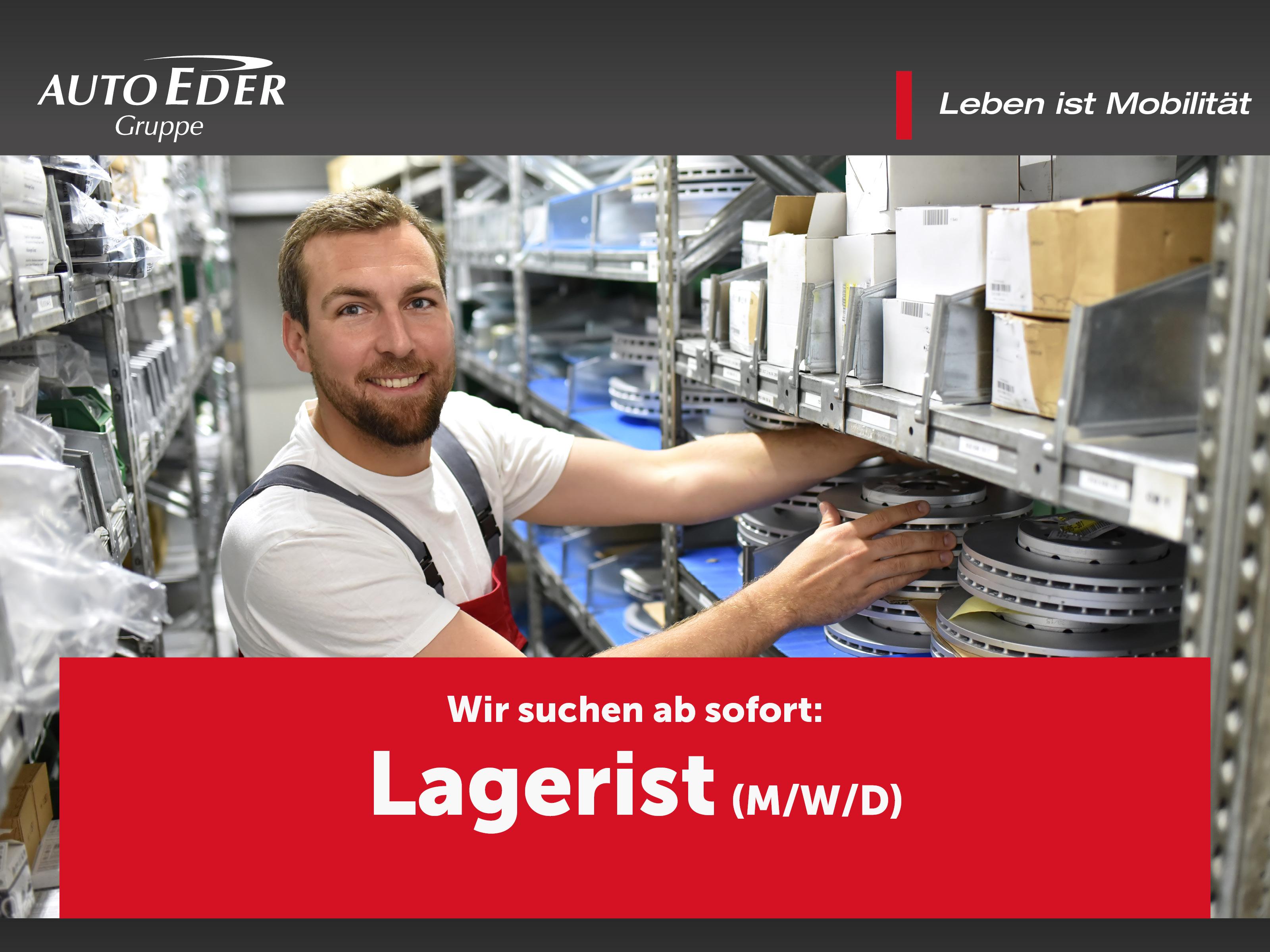 Lagerist (m/w/d)