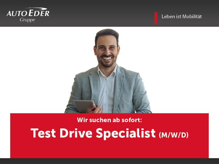 Test Drive Specialist (m/w/d)