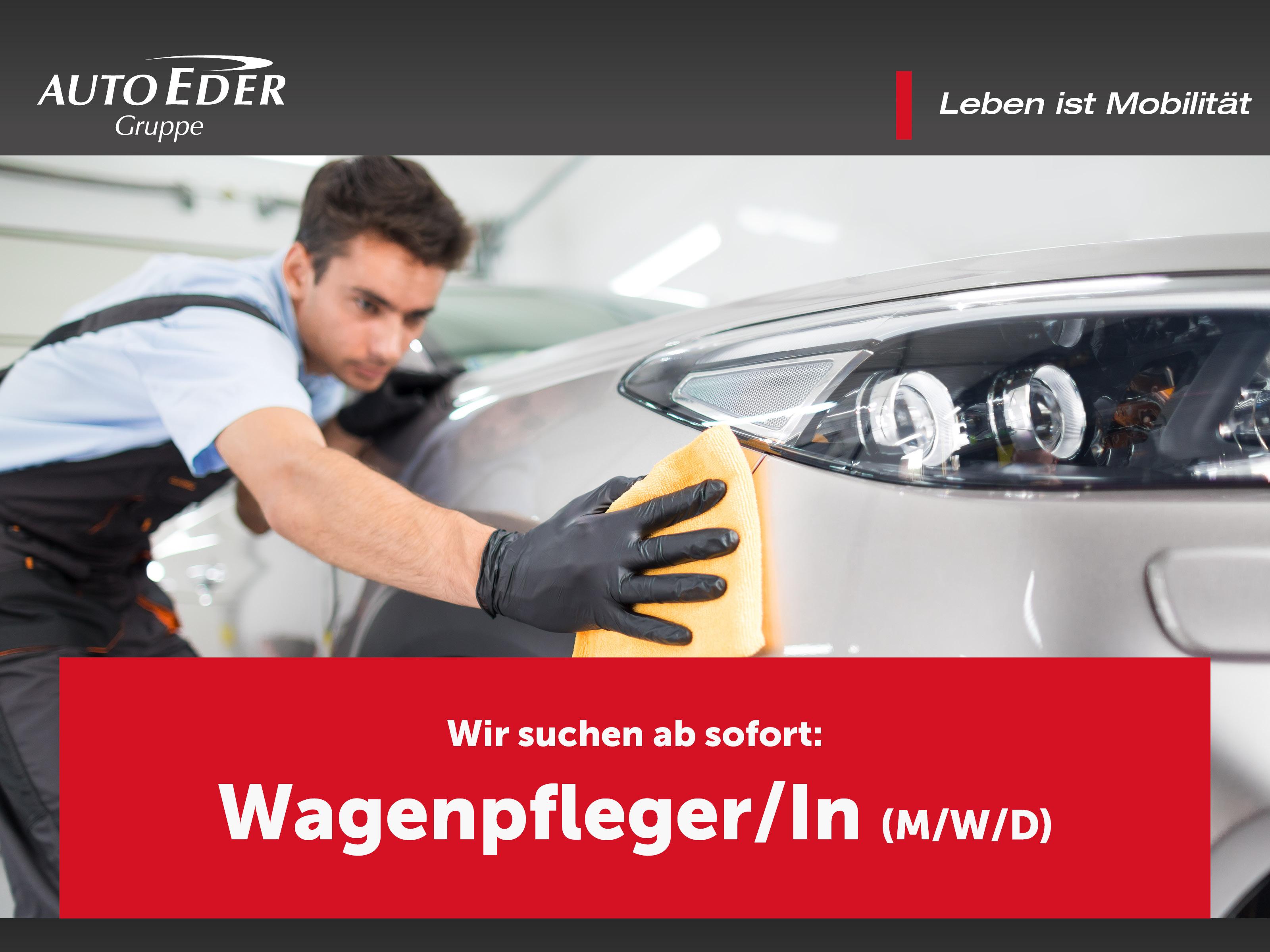 Wagenpfleger | Wagenpflegerin (m/w/d)