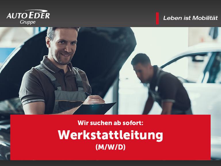 Werkstattleitung (m/w/d)